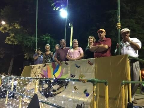 c4a1b179f Desfile de Carnaval de Rua em Tupanciretã foi realizado neste sábado ...