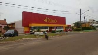 Atualizada -Assaltado  Dinno's Supermercado