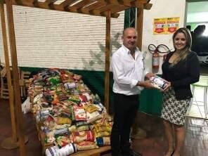 Sicredi faz ação em benefício ao Hospital Brazilina Terra