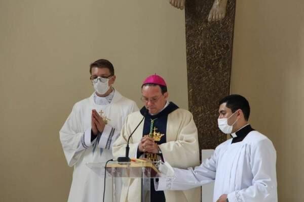 Arcebispo Dom Leomar Brustolin